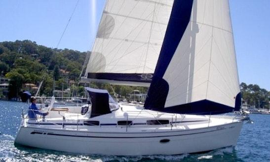 Bavaria 34 Cruiser Cruising Monohull Rental In Saint-mandrier-sur-mer, France