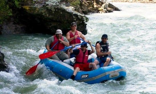 Whitewater Rafting In Ozark, Arkansas