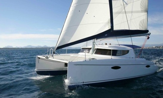 42' Fountaine Pajot Yacht Charter In France