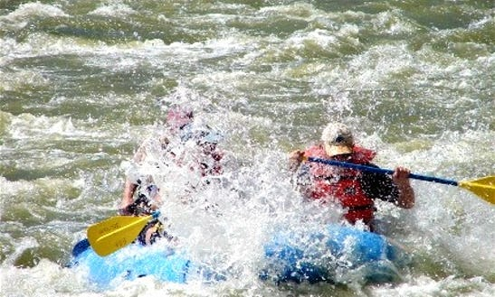 Rafting Trips In Marysvale, Utah