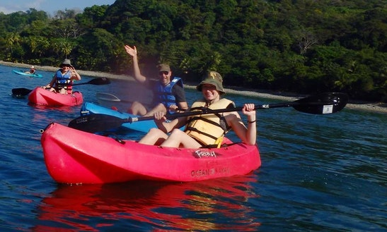 Kayal Rental & Guided Tour In Costa Rica