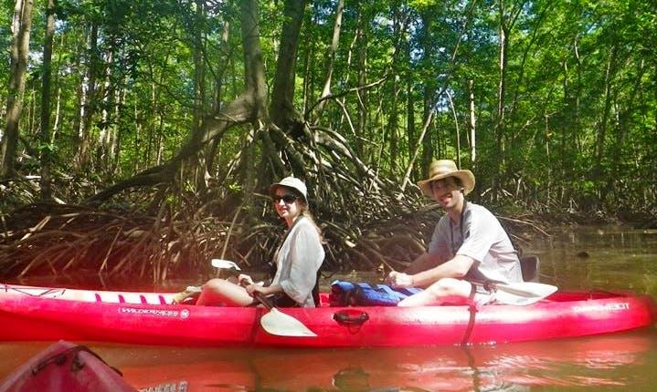 Tandem Kayak Rental & Guided Tour in Costa Rica