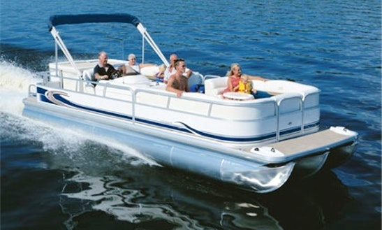 Sweetwater Pontoon Rental In Michigan