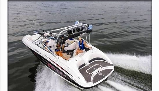 Glasstron Mx 175 Ski Boat Rental In Michigan