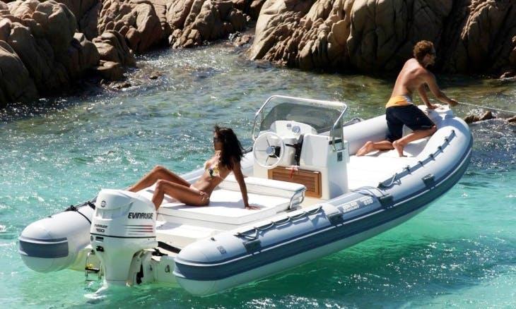 Joker boat tour in Altea