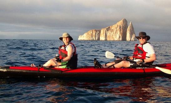 Adventures Kayaking With Your Lover In Bonita Springs