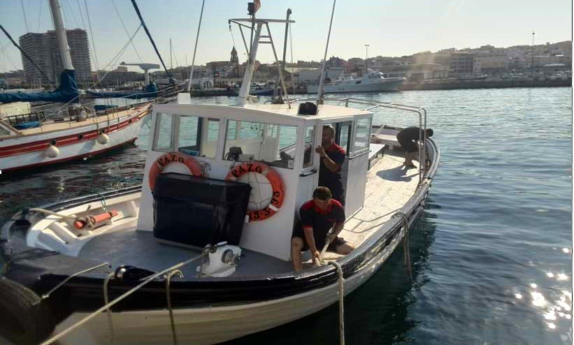 Dive Boat Charter In Palamós