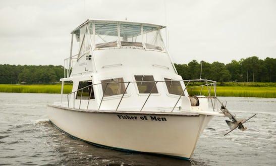 40' Sport Fisherman In Little River, South Carolina United States