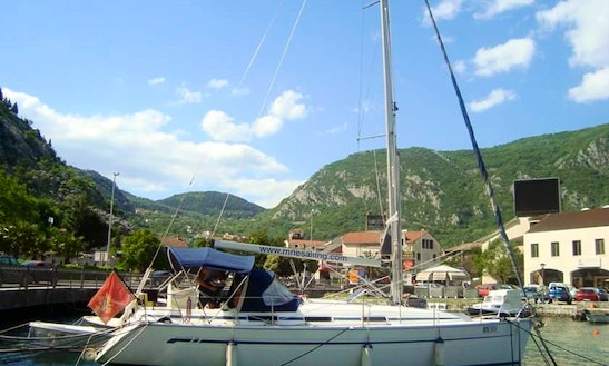 Rent A Bavaria 36 Sailboat In Kotor