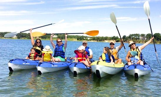 Kayak & Sup Rentals In Edgartown