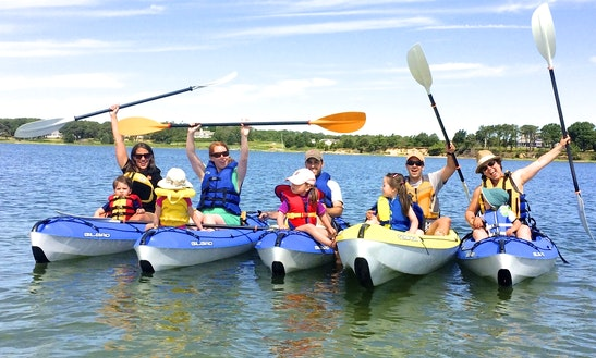 Kayak & Sup Rentals In Edgartown