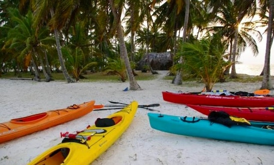 Guna Yala  Kayaking Expedition In Panama