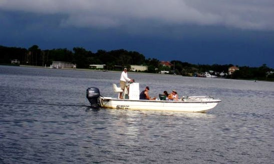 Guided Fishing Charter In Crystal River, Florida With Captain Steve