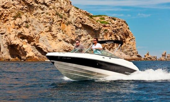 """Cruise Spain On Glaston 185 Gt """"chaparrita"""""""