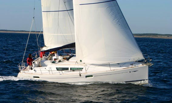 """Foolish Pleasure"" Sailing Charter in Zagreb"