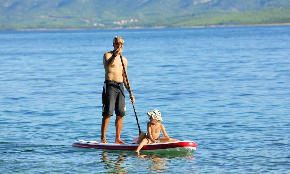 Stand Up Paddle Board Rental In Zagreb