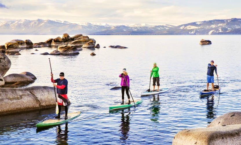 SUP Rentals, Sales, Lessons & Tours, in Tahoe City