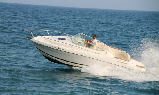 Jeanneau Leader 705 Rental In Roses