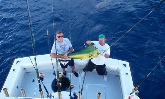 Fishing Charter On 40ft Quot Reel G Quot Yacht In Islamorada