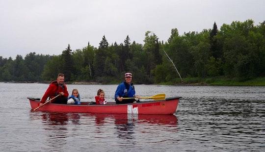 Canoe Trips In Minnesota