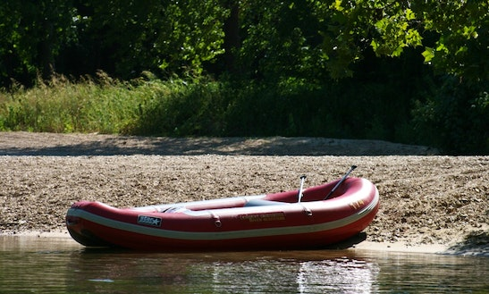 Raft Trips On Current River