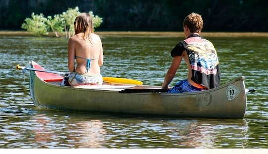 Canoe Trips On Current River