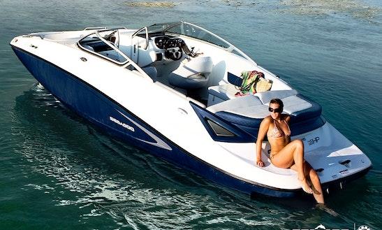 Chart Luxury  Sport Boat