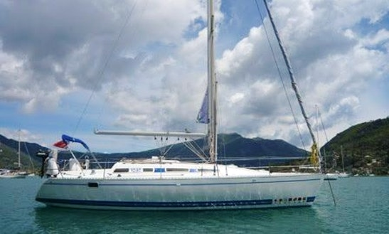 34ft Kirie Feeling 10.40 Cruising Monohull Rental In Baden, France