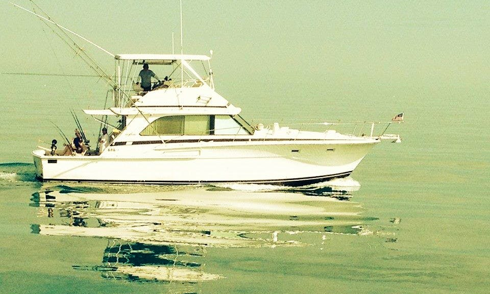 "Fishing Charter on 46ft ""Triple Time"" Boat in Key West, Florida"