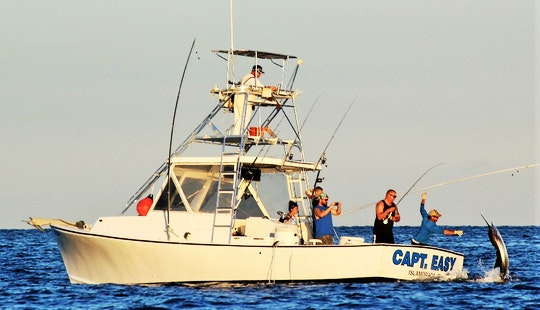 Enjoy Fishing With Captain Bruce In Islamorada, Florida