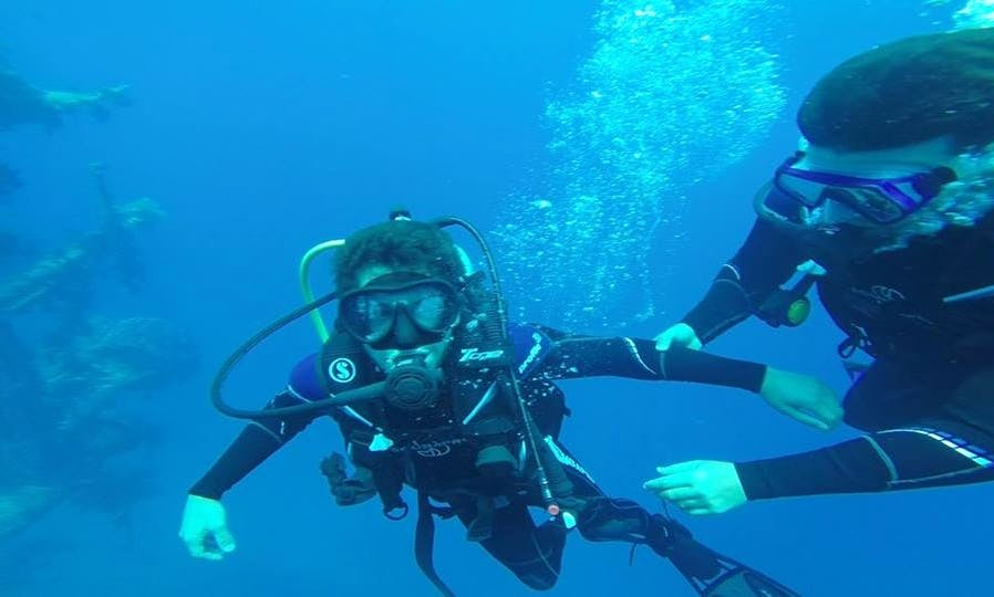 Underwater Adventure In Aqaba, Jordan