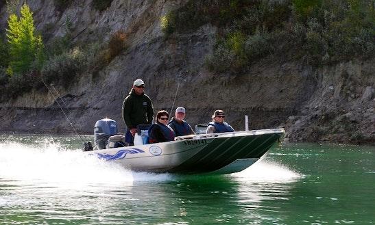 Passenger Boat Rental In Stony Plain