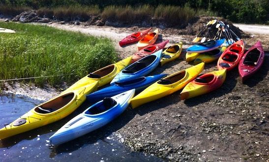 Tandem Kayak Rentals In Chatham
