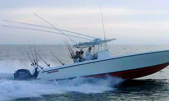 33' Contender Fishing & Dive Charter In Mt Pleasant, South Carolina