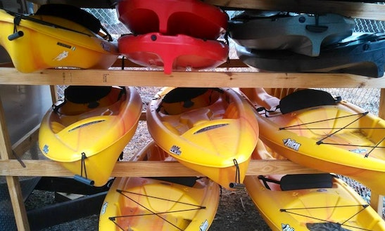 Kayak Rental In Salem