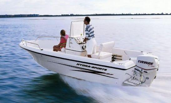 Enjoy Fishing On 20ft