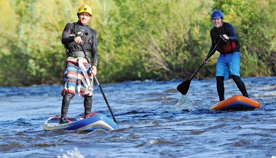 Stand Up Paddleboard Rental In Willow Creek