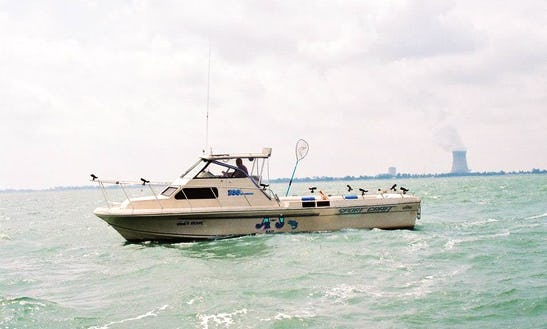 38' Excursion Boat In Port Clinton