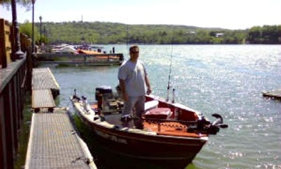 Guided Fishing Charter In The Niagara River