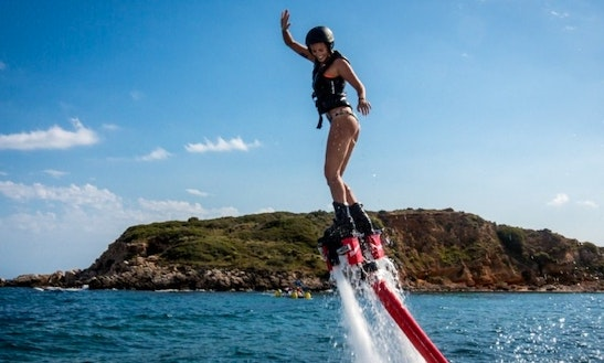 Custom Flyboard Rental In Ibiza