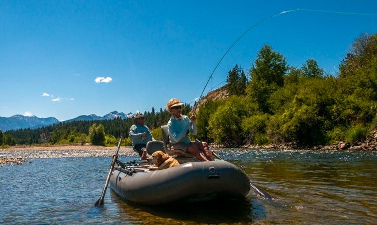 Guided Fishing & Float Trips In Missoula