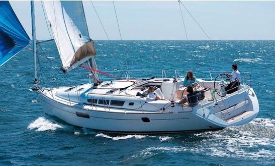 Luxury Cruiser ''sun Odyssey 44i'' Charter In Nieuwpoort