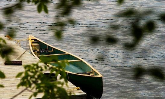 Canoe Rentals In Island Park, Idaho