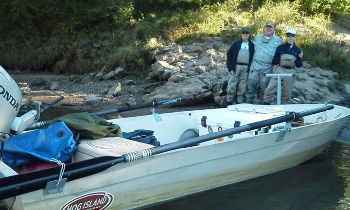 Guided Fishing in Yampa Valley, Colarado