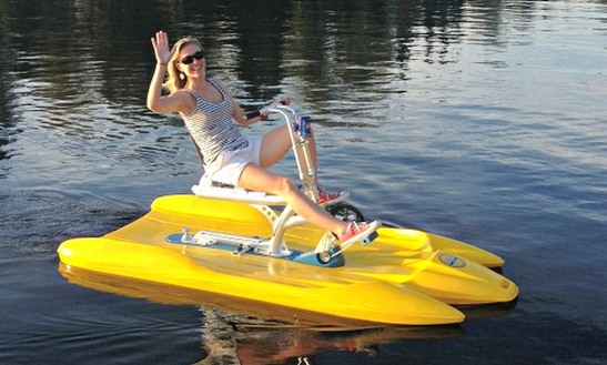 Water Bike Rental In West Yellowstone, Montana