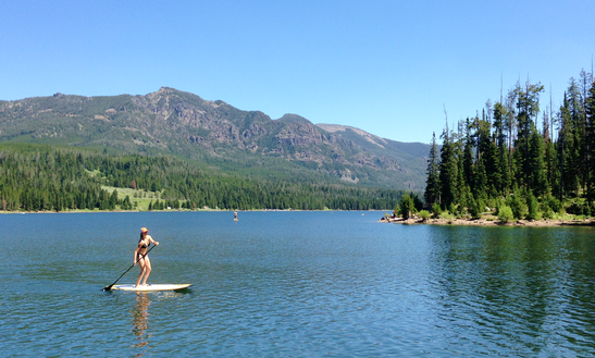 Stand Up Paddleboard Rental In West Yellowstone, Montana