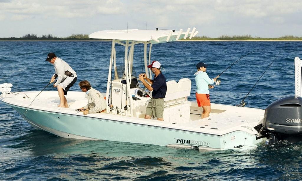 Pensacola private fishing charter getmyboat for Private fishing charters