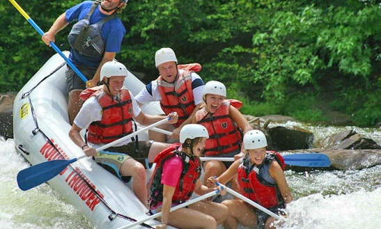 Whitewater Rafting In Mccaysville