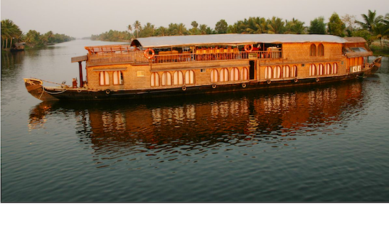 Houseboat Rental In Purakkad