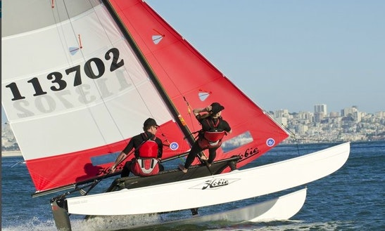 Hobie Cat 16 Rental In Morro Jable